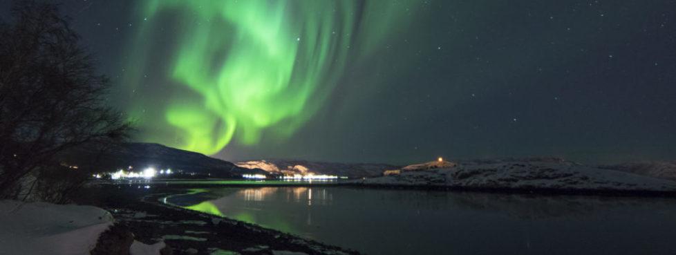 Northern Lights in Alta, Norway